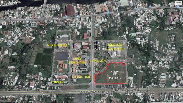 An Gia ra mắt dự án đầu tiên nằm ngay trung tâm hành chính Tây Sài Gòn - Ảnh 1.
