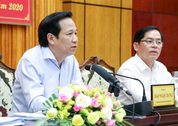 Bộ trưởng Đào Ngọc Dung: Không để diễn ra tình trạng vỡ cơ sở cai nghiện ở Tây Ninh - Ảnh 2.