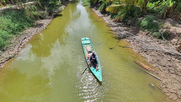 Mekong: Khó mong nước từ Trung Quốc - Ảnh 1.