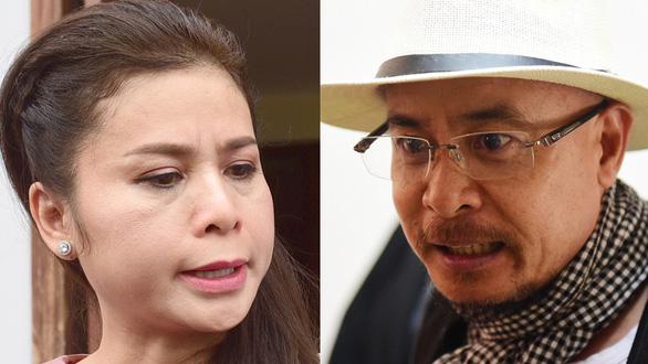 Hậu ly hôn của vợ chồng Trung Nguyên: Tranh cãi quanh việc thi hành án... - Ảnh 1.