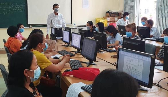 Dự kiến lùi kỳ thi THPT quốc gia đến cuối tháng 7-2020 - Ảnh 1.