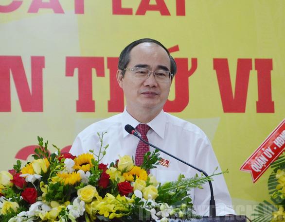 Chấm dứt kẹt xe đường Nguyễn Thị Định có thể là chương trình đột phá - Ảnh 1.