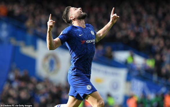Chelsea - Tottenham 2-1: Mourinho lại bại trận trước học trò Lampard - Ảnh 1.