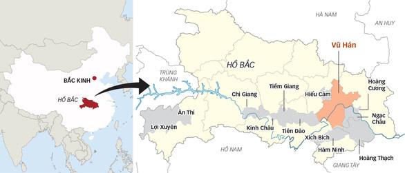 Vũ Hán - một tháng phong thành - Ảnh 1.