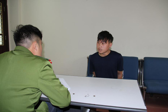 Bắt nghi phạm trốn truy nã đặc biệt nguy hiểm ở Lào Cai - Ảnh 1.