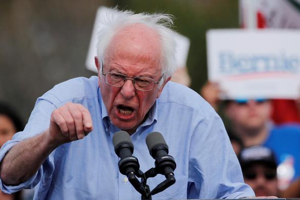 Ông Sanders phản ứng mạnh trước tin Matxcơva đang giúp mình tranh cử - Ảnh 1.