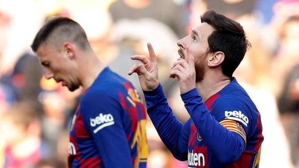 Messi ghi 4 bàn thắng giúp Barca đè bẹp Eibar - Ảnh 1.