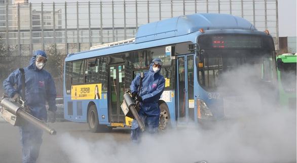 Dịch COVID-19 ngày 22-2: toàn bộ 17 tỉnh thành Hàn Quốc đều có ca nhiễm - Ảnh 3.