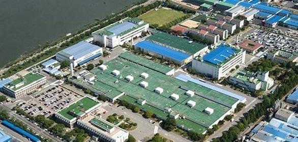 Nhân viên nhiễm COVID-19, Samsung đóng cửa 1 nhà máy - Ảnh 1.