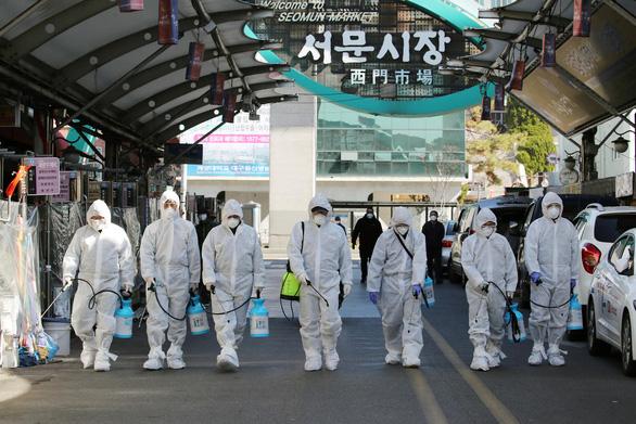 Có ca tử vong thứ 6 do COVID-19, Hàn Quốc nâng báo động lên mức cao nhất - Ảnh 2.