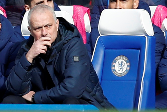 Mourinho: người đổ thừa chứ không còn là người đặc biệt - Ảnh 1.