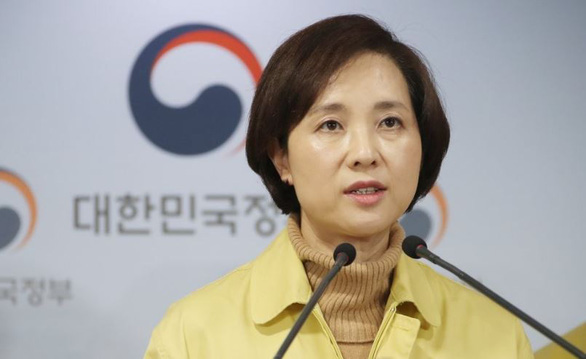 Hàn Quốc hoãn năm học mới, khuyến khích cho phụ huynh nghỉ chăm con - Ảnh 1.