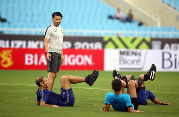 Malaysia chạy đà tốt hơn tuyển Việt Nam - Ảnh 1.
