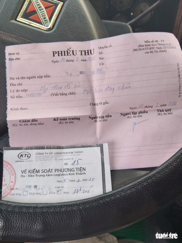 Bị thu phí trông xe khi cách ly ở Lào Cai: 'Làm theo chỉ dẫn của ban quản lý - Ảnh 2.