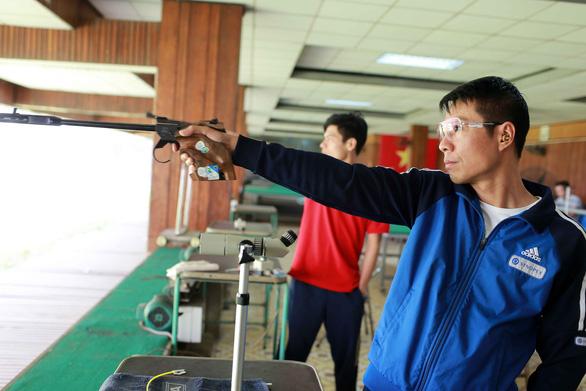 Xạ thủ Hoàng Xuân Vinh, Trần Quốc Cường vẫn đang ở Hàn Quốc - Ảnh 2.