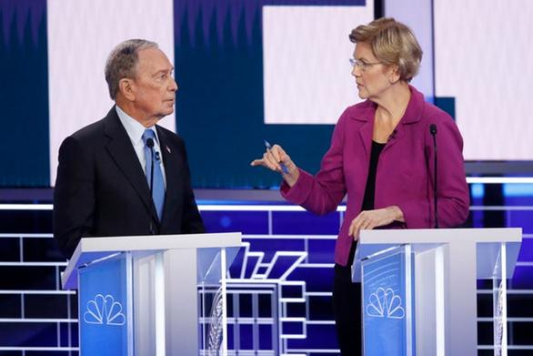 Tiền tranh cử tổng thống Mỹ: Đi vay để chơi tới chót - Ảnh 1.