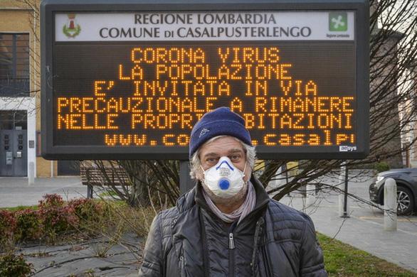 Dịch COVID-19 ngày 24-2: Ca nhiễm ở Ý tiếp tục tăng, lên 152 người - Ảnh 2.