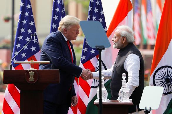 Ấn Độ hứa mua hơn 3 tỉ USD vũ khí của Mỹ - Ảnh 1.