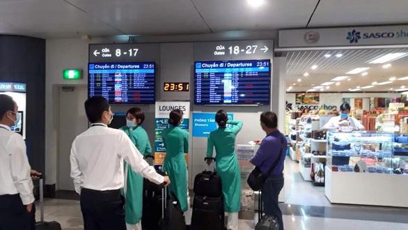 Vietnam Airlines, Vietjet và Bamboo giảm tần suất bay đến Hàn Quốc - Ảnh 1.