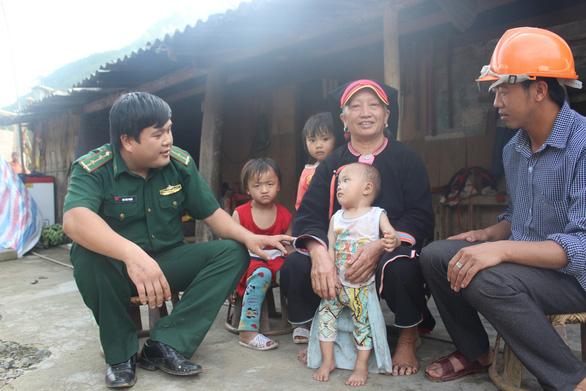 Lính biên phòng học tiếng dân tộc - Ảnh 1.