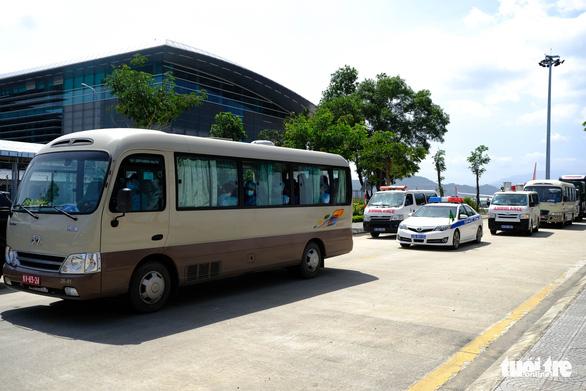Đà Nẵng lên phương án bố trí máy bay đưa 20 khách Hàn Quốc về nước - Ảnh 1.