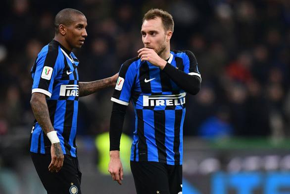 Inter Milan phải đá trên sân không khán giả ở Europa League vì dịch COVID-19 - Ảnh 1.