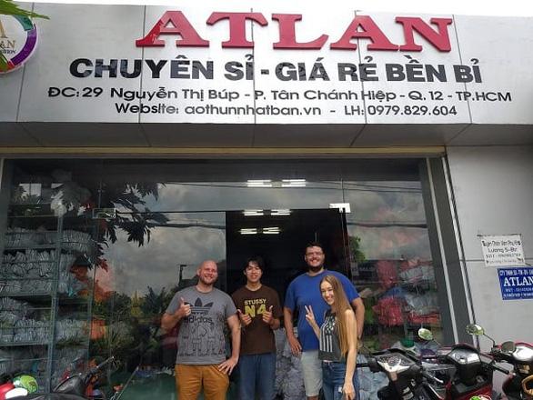 ATLAN - Công ty chuyên mau áo thun đồng phục - Ảnh 1.