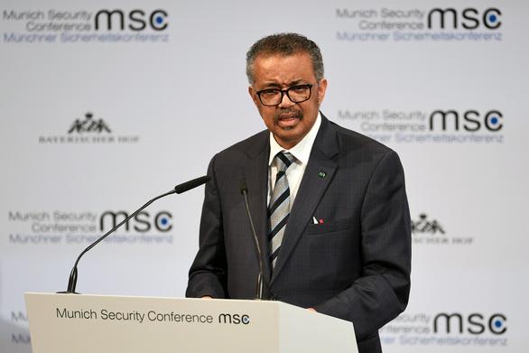 WHO: Các nước chuẩn bị tinh thần SARS-CoV-2 đang gõ cửa - Ảnh 1.