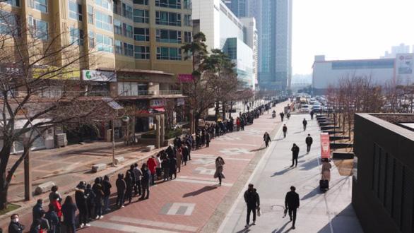 Hàn Quốc quyết dập dịch ở Daegu - Ảnh 1.