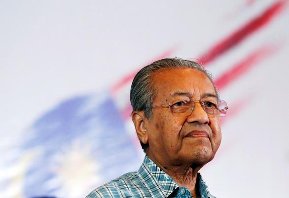 Thủ tướng Malaysia Mahathir: Quyền lực chỉ là phương tiện cho lợi ích quốc gia - Ảnh 1.