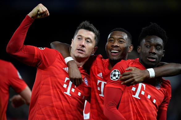 Sụp đổ trong hiệp 2, Chelsea thua đậm Bayern Munich - Ảnh 1.