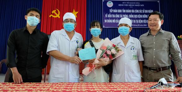 Công bố hết dịch COVID-19 tại Khánh Hòa
