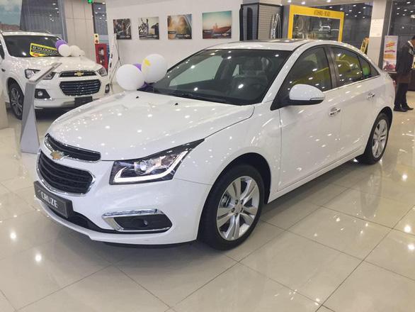 VinFast nói gì về số phận của Chevrolet sau khi nhà máy GM đóng cửa ở Thái Lan? - Ảnh 1.