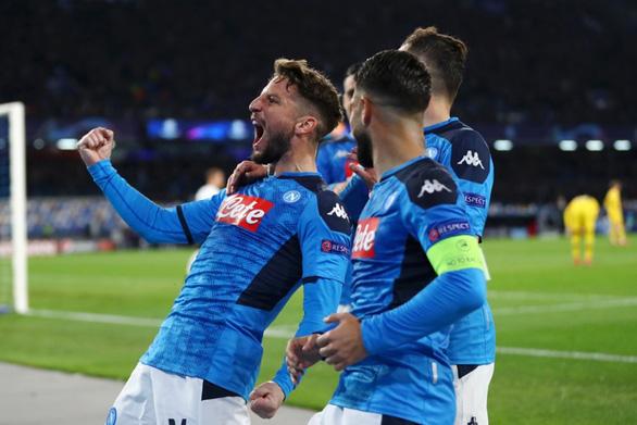 Griezmann 'nổ súng', Barcelona cầm chân Napoli tại San Paolo - Ảnh 1.