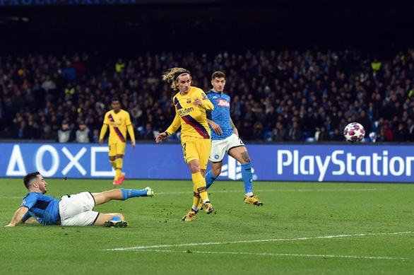 Griezmann 'nổ súng', Barcelona cầm chân Napoli tại San Paolo - Ảnh 3.