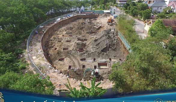 Cảnh báo việc rao bán biệt thự tại Đảo Xanh Sky Villas Đà Nẵng - Ảnh 1.