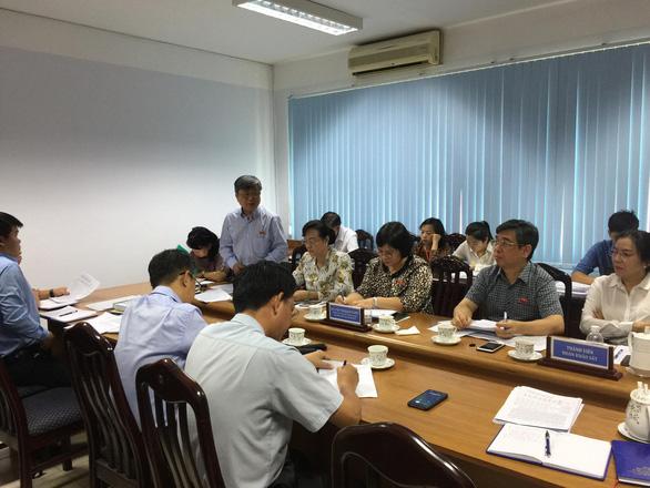 Đại biểu Trương Trọng Nghĩa: Đầu nậu, bảo kê xây dựng ở các quận, huyện rất ghê gớm - Ảnh 1.
