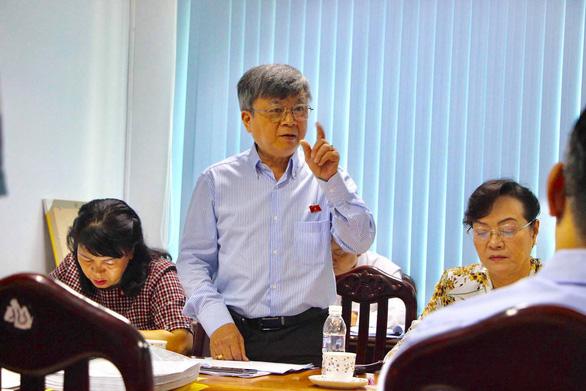 Đại biểu Trương Trọng Nghĩa: Đầu nậu, bảo kê xây dựng ở các quận, huyện rất ghê gớm - Ảnh 2.