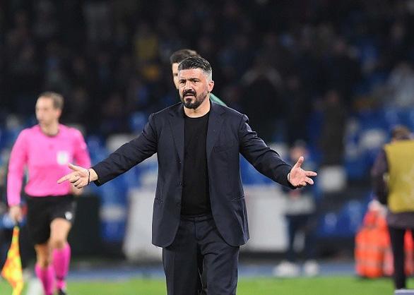 HLV Gattuso: Barca chẳng làm được gì nhiều ở khâu tấn công - Ảnh 1.