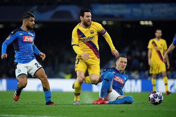 Griezmann 'nổ súng', Barcelona cầm chân Napoli tại San Paolo - Ảnh 2.