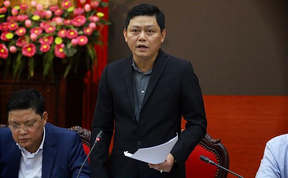 Chủ tịch quận Ba Đình nhận trách nhiệm sai phạm tại công trình 8B Lê Trực - Ảnh 1.