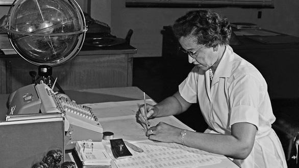 4 đóng góp để đời của nữ anh hùng thầm lặng ở NASA - Ảnh 1.