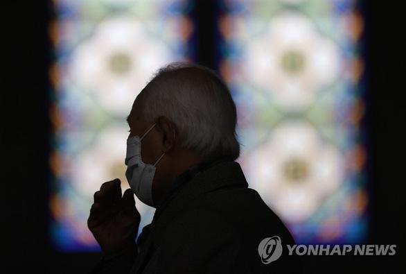 Hàn Quốc: Một thành viên nhà thờ giáo hội Somang nhiễm COVID-19 - Ảnh 1.