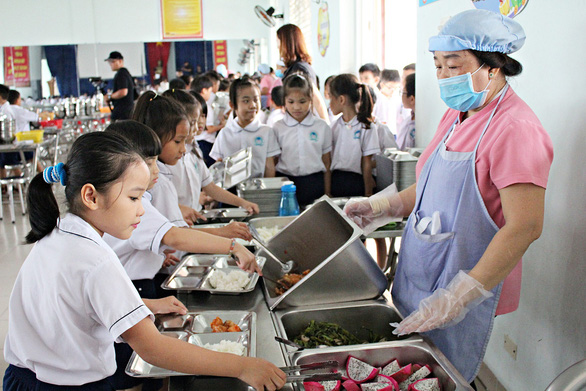 Giáo dục kiến thức dinh dưỡng để trẻ phát triển toàn diện - Ảnh 1.