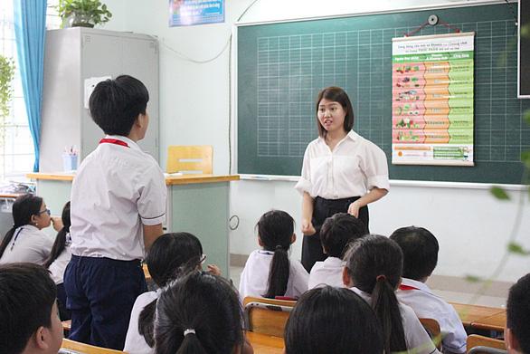 Giáo dục kiến thức dinh dưỡng để trẻ phát triển toàn diện - Ảnh 2.