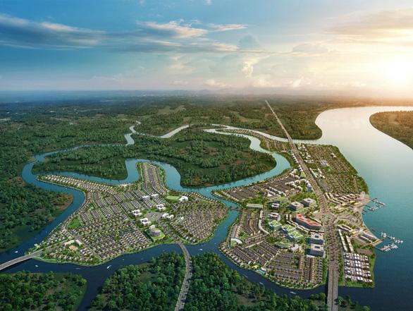 Đô thị sinh thái Aqua City khởi công khu thể thao đa năng hơn 2.2 ha - Ảnh 2.