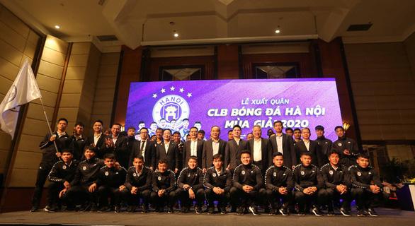 CLB Hà Nội đặt mục tiêu vô địch V-League 2020 - Ảnh 1.