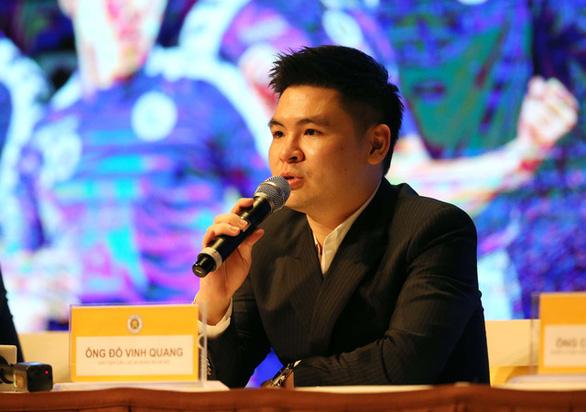 CLB Hà Nội đặt mục tiêu vô địch V-League 2020 - Ảnh 2.