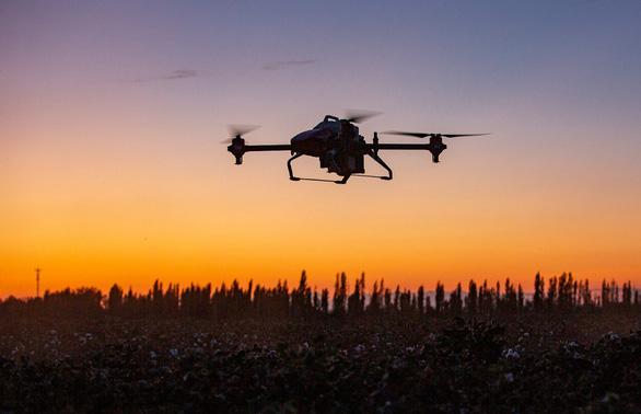Bayer và XAG mang kỹ thuật số đến với các nông hộ nhỏ - Ảnh 1.