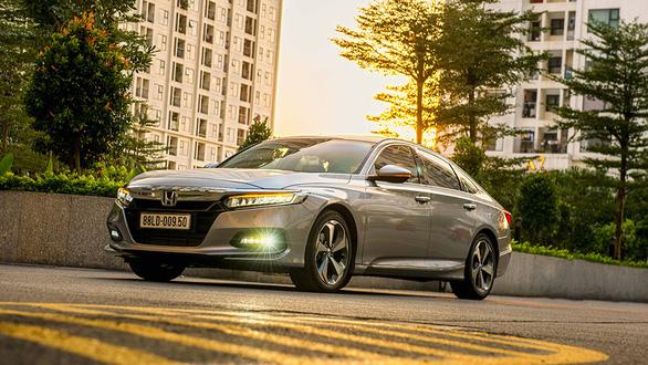 Honda Accord 2020 - Xóa bỏ quan niệm xe dành cho người trung tuổi - Ảnh 1.